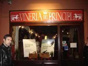Presentazione romanzo Apologia del piano B Properzi in Vineria