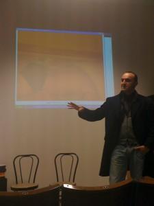Presentazione romanzo Apologia del piano B Properzi Bizzarri e kazako
