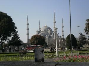 L'antica Costantinopoli fa da sfondo ad Apologia del piano B