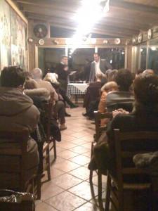 Giovanni Osteria Properzi il romanzo Apologia del piano B