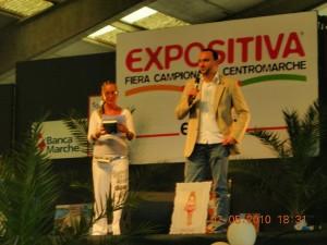 Manuela e Emanuele Properzi a Expositiva intervista